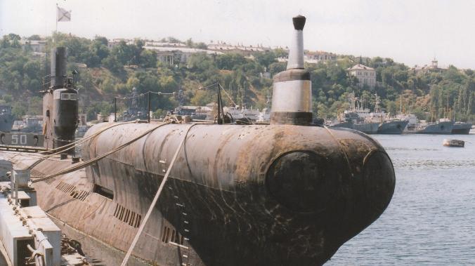 Балаклавский музей получит от ВМФ подводную лодку проекта 633